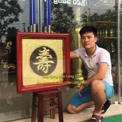 Ý nghĩa tranh chữ thọ trong văn hóa người Việt xưa nay