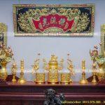 Địa chỉ bán Đồ thờ Mạ, dát vàng cao cấp, chất lượng