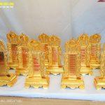 Báo giá Bài Vị Cửu Huyền Thất Tổ đẹp bày trí ở không gian thờ tự