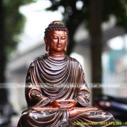 Nhận tạc tượng, đúc tượng Phật Bổn Sư Thích Ca cho chùa uy tín