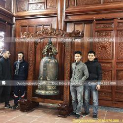 Ý nghĩa Công đức cúng tiến Chuông đồng cho chùa