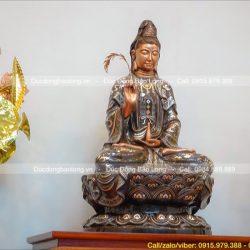 Cách bài trí tượng Phật Bà Quan Âm tại gia đúng chuẩn