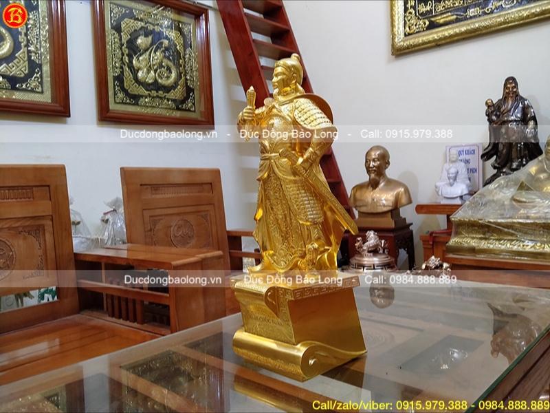 tuong tran hung dao be thuyen 48cm