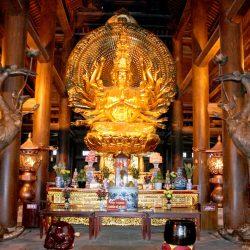 Bí kíp đặt tượng Phật Bà Quan Âm nghìn mắt nghìn tay chính xác
