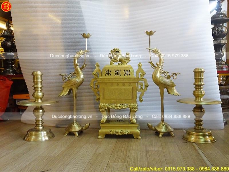 địa chỉ bán Đồ thờ bằng đồng Catut