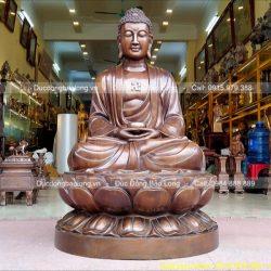 Địa chỉ tạc, đúc tượng Phật A Di Đà uy tín, chất lượng tốt