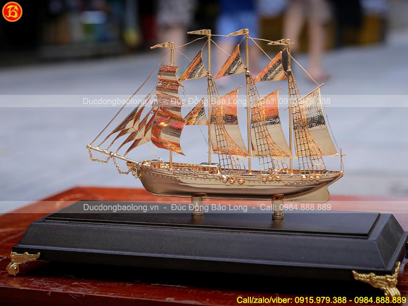 Mô hình Thuyền Buồm dài 30cm