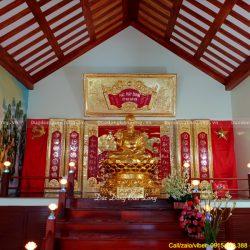 Chế Tác, Hoàn Thiện Phòng Thờ Bác Hồ Tại Hưng Yên